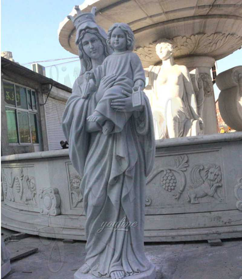 Blessed Mother Our Lady of Good Help Statue for Sale