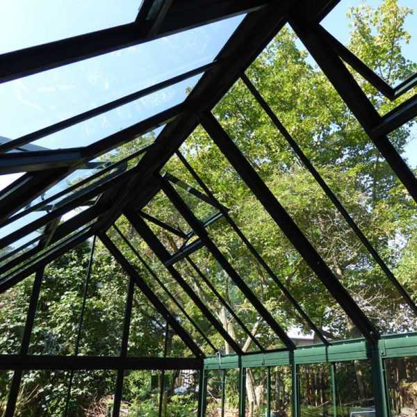 Custom made English-style greenhouses casting iron gazebo for sale