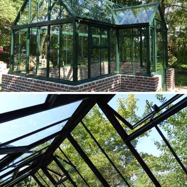 Fantastic Metal Gazebo Custom Made English Style Greenhouses Wrought Home Interior And Landscaping Ponolsignezvosmurscom