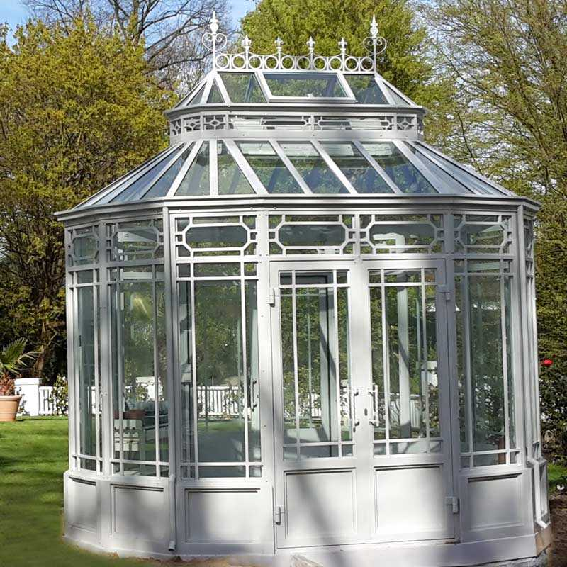 life size cheap outdoor small wrought iron gazebo for backyard decor for sale