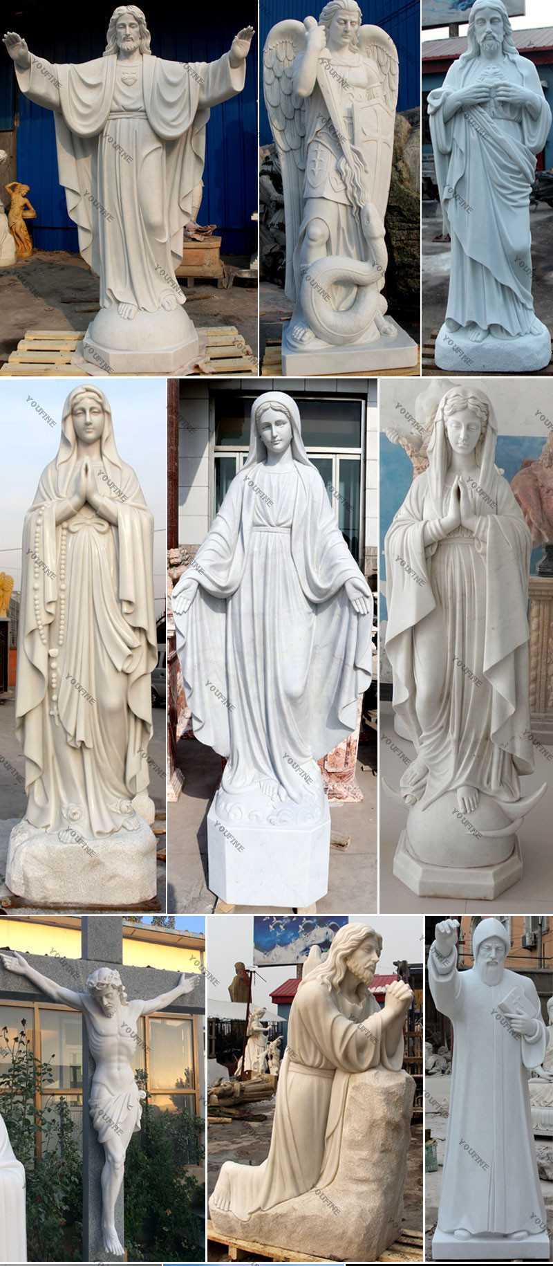 life size jesus christ statue for sale