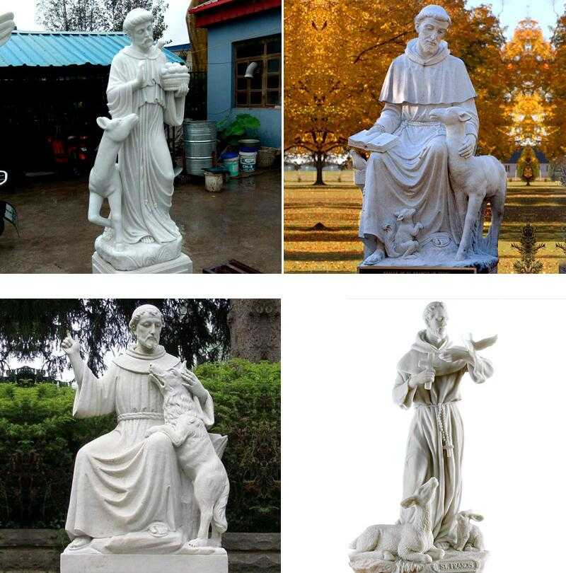 st francis of assisi statues for sale uk