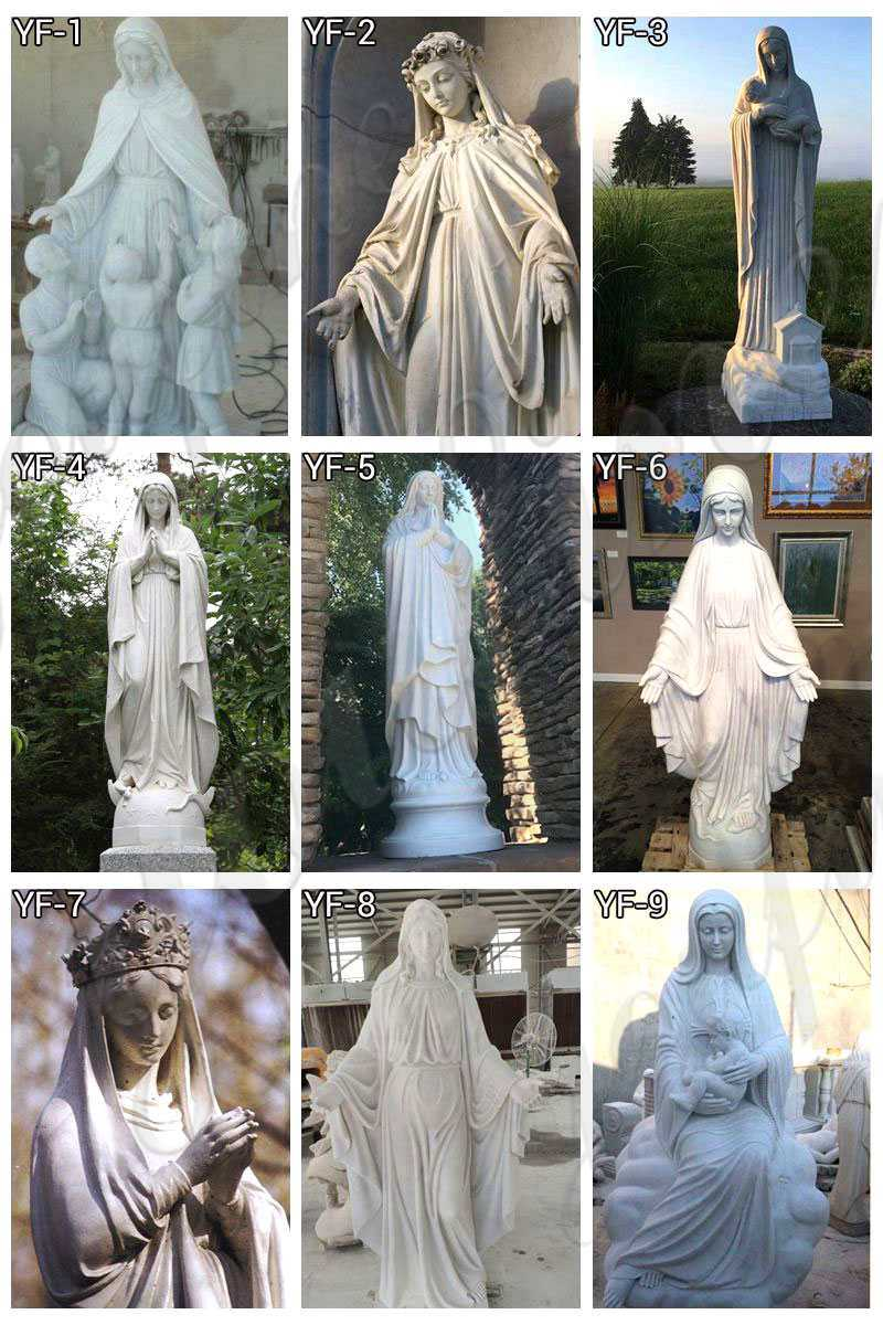 virgin-mary-statues-for-garden