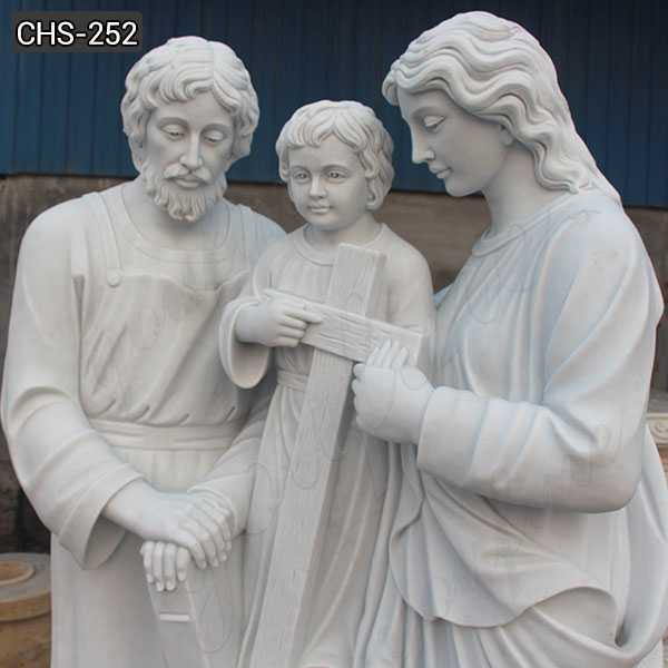 Large Outdoor Famous Holy Family Outside Statue Designs Decor