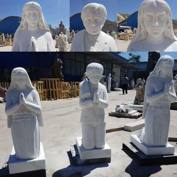 fatima statues