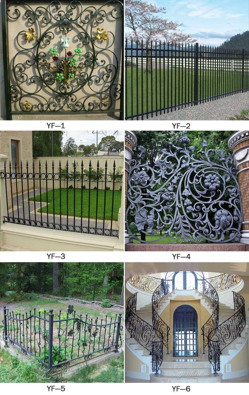 wholesale hot dip galvanized wrought iron fence panels. Black Bedroom Furniture Sets. Home Design Ideas