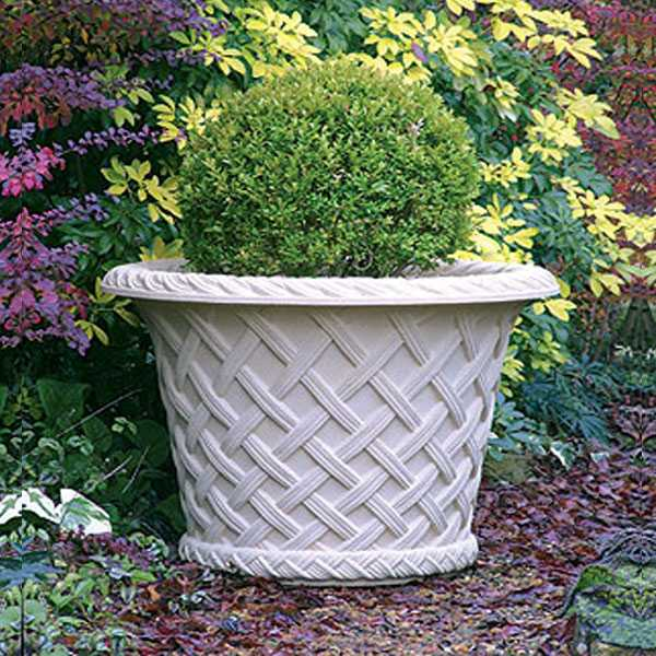 buy modern garden pots and planters yellow marble flower pot with flowers for sale you fine. Black Bedroom Furniture Sets. Home Design Ideas