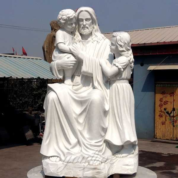 catholic statue jesus with child statue replica for sale