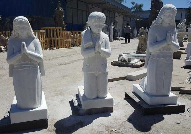 three shepherds statue for sale