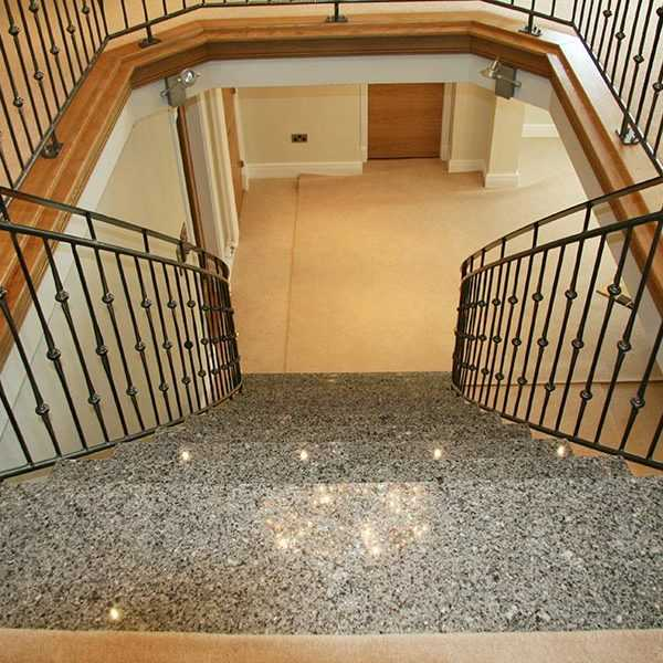 Contemporary Cheap Internal Wrought Iron Stair Banisters