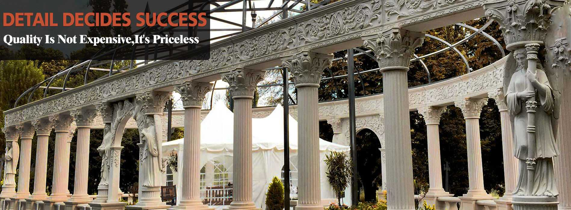 Marble gazebo for sales