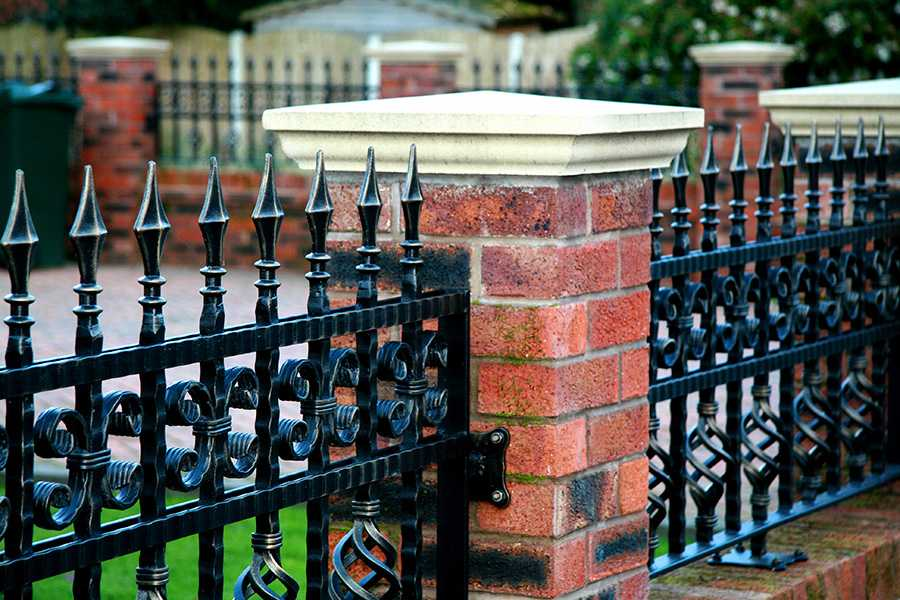 cast iron fence for sale