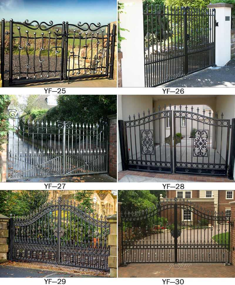 entrance gates designs
