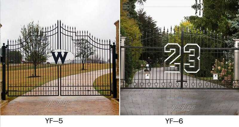 entrance gates for farms for sale
