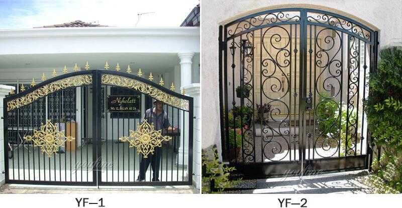 estate entrance gates for sale