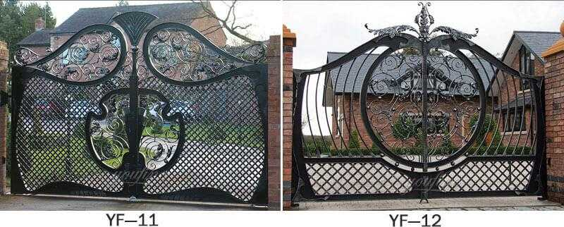 iron gate design for house for sale IOK-195