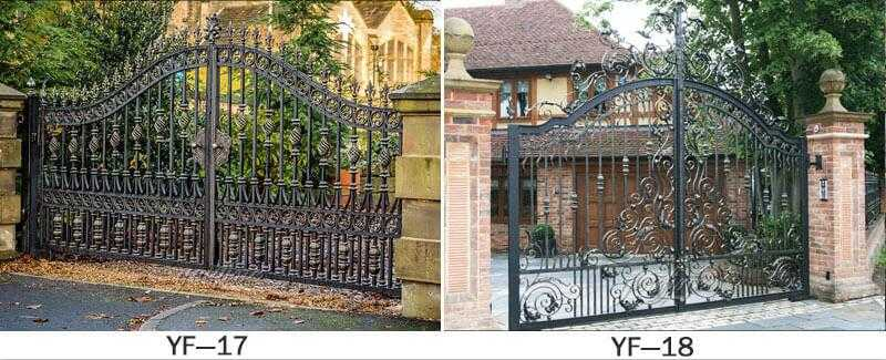 modern front door entry gates for sale