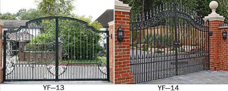 modern gate designs for homes