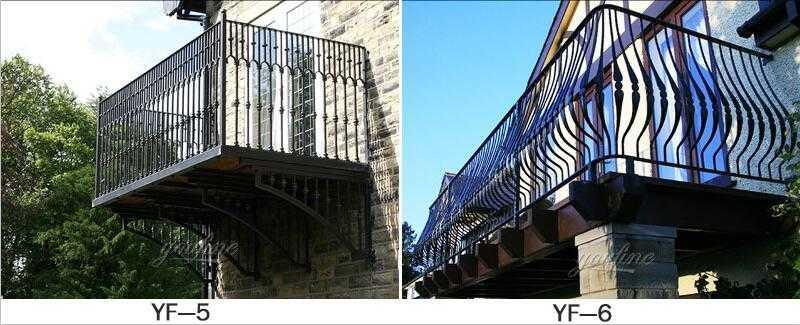 modern railing designs for balcony