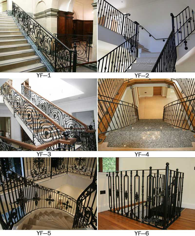 wrought iron balustrades for sale