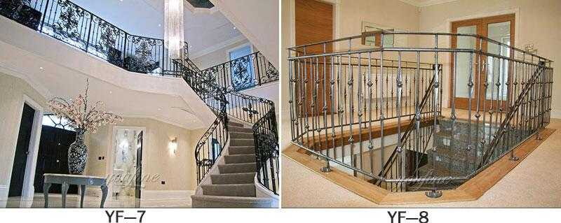 wrought iron railing for house for sale