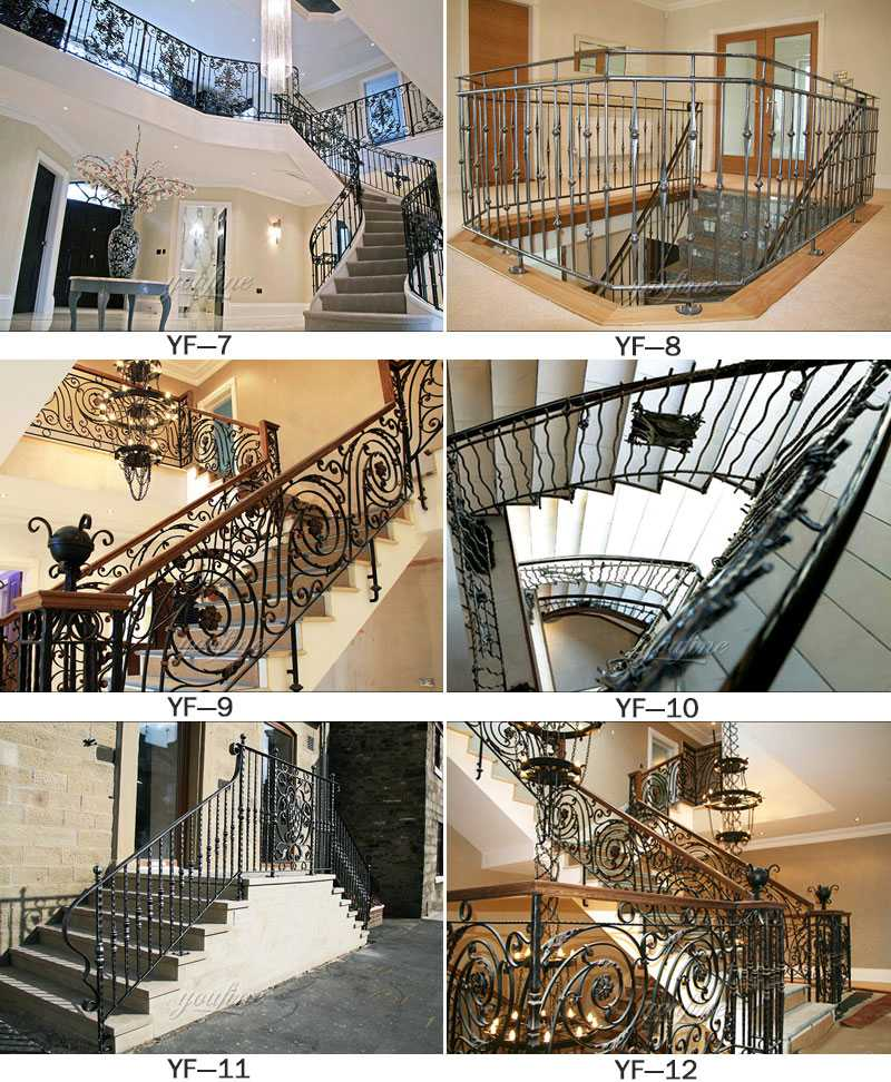 wrought iron staircases for sale