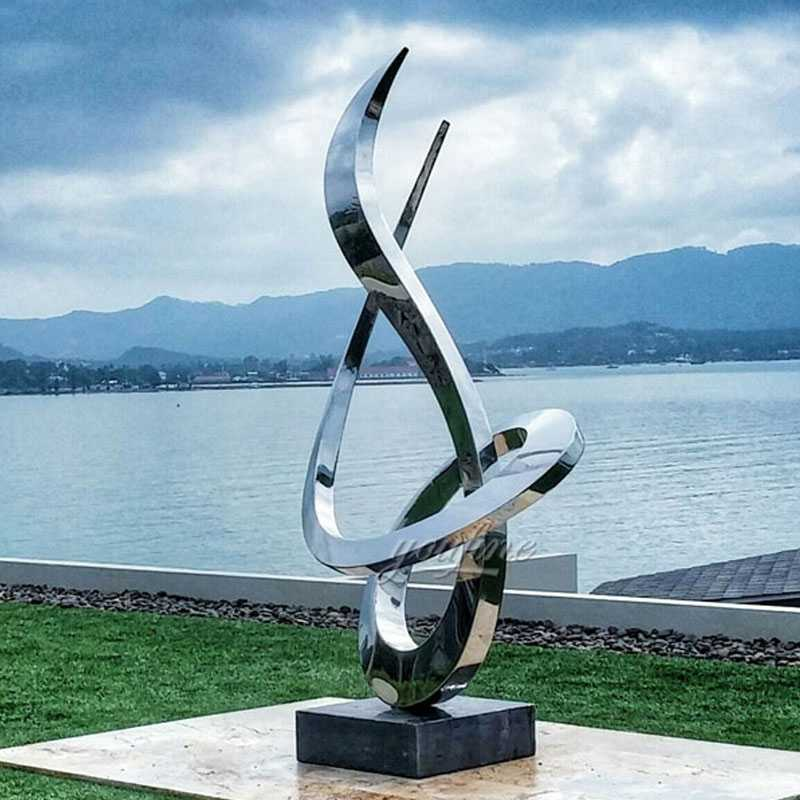 The most comprehensive showing for manufacturing process of stainless steel sculpture!