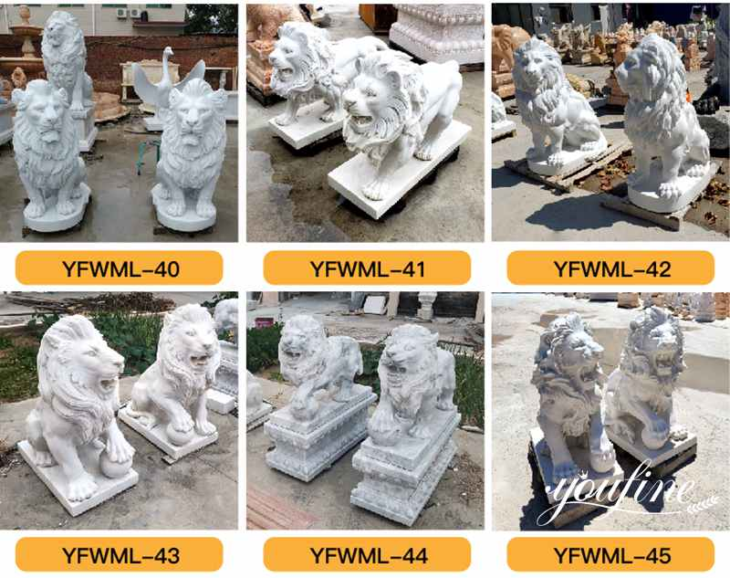 https://www.cnstatue.com/products/marble-carving-sculpture/animal-statue/lion-statue
