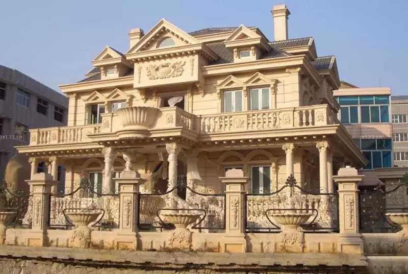 natural stone building craftsmanship