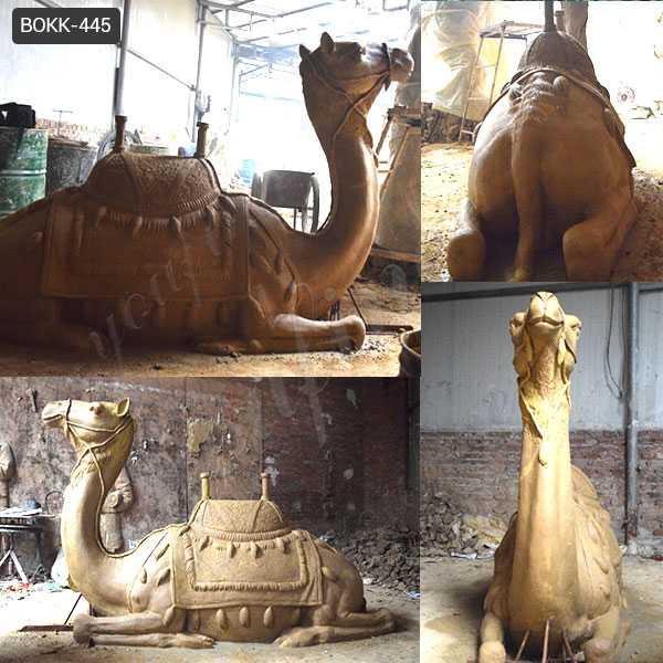 Bronze Casting Camel Statue
