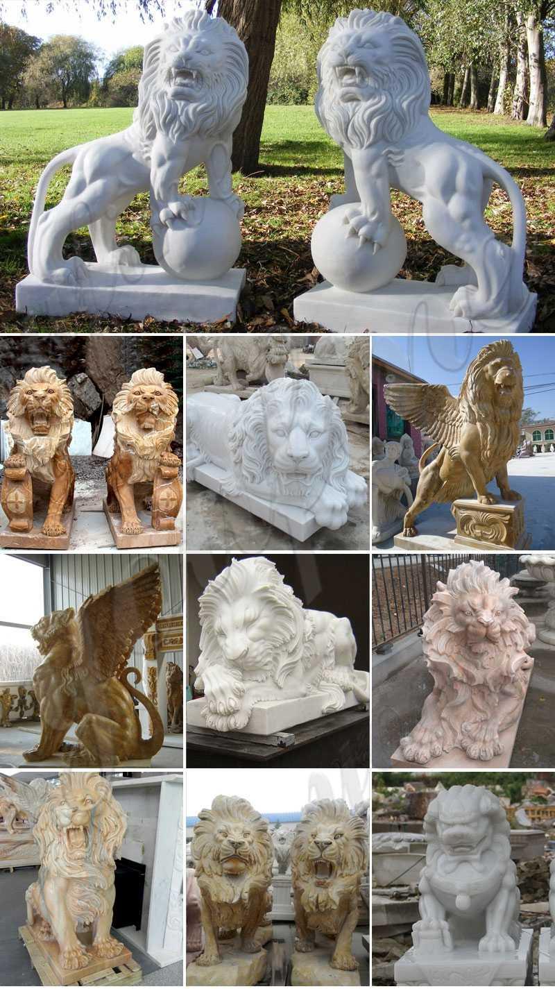 MOKK-119 Foo Dog Statues(for sale)