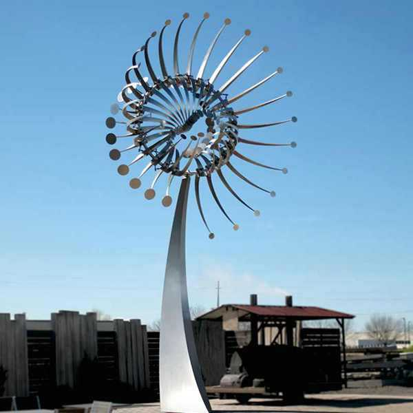 Famous Kinetic Outdoor Modern Metal Sculpture Replica Designs for Sale  for Sale CSS-47