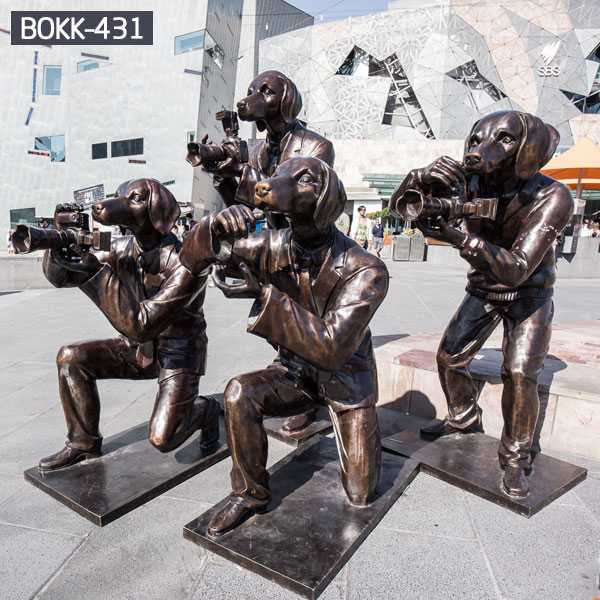 Only 5 Methods To Rescue When The Bronze Sculpture Get Rusty or Peeling!