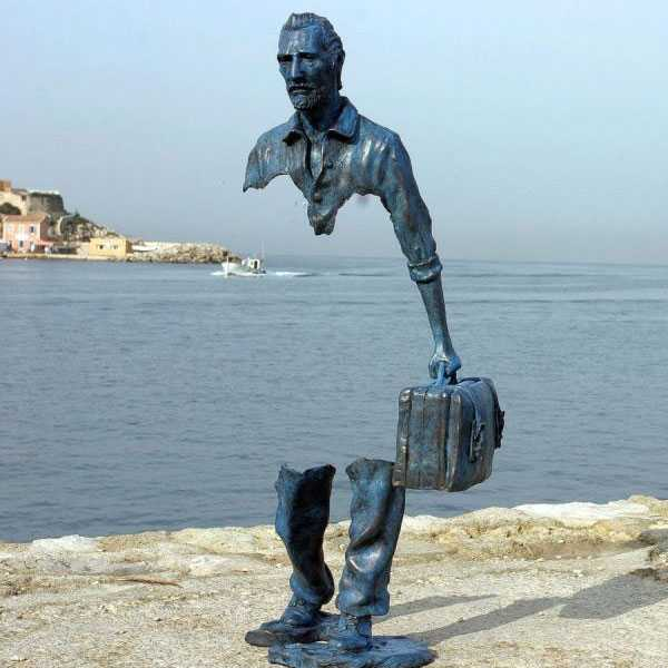 famous bruno catalano statue for sale