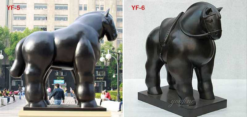 fernando botero sculpture for sale