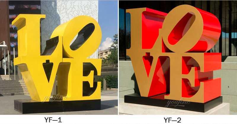 love statue replica for sale love sculpture font