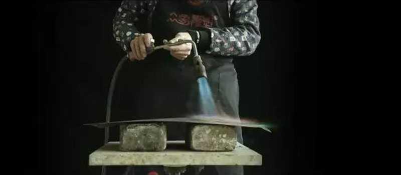 steel plate annealing process