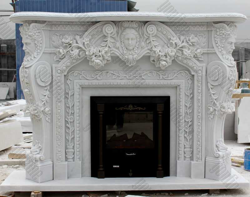 Do You Know The Right Way To Clean The Marble Fireplace Surround Thoroughly?