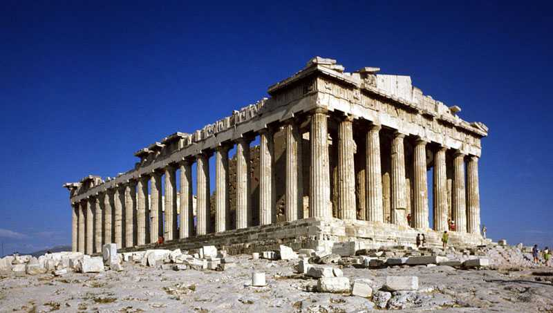 The-Parthenon