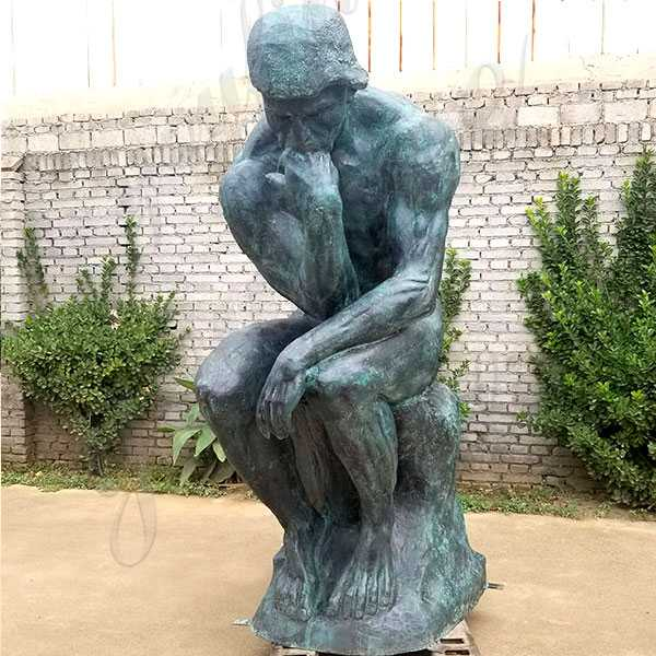 Thinker Statue Replica