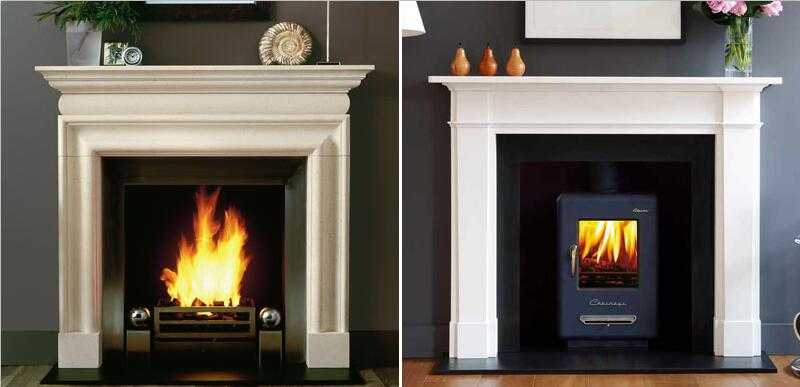 contemporary fireplace mantels and surrounds design for sale