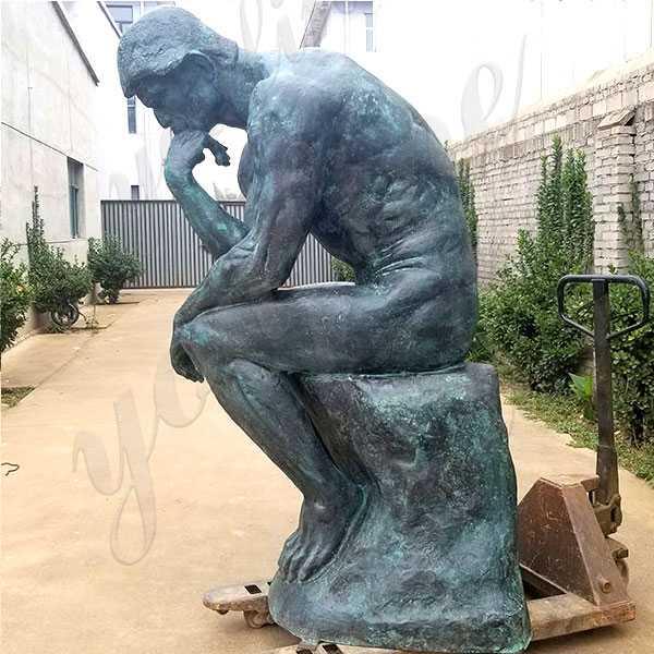 famous Thinker Statue Replica for sale museum replica