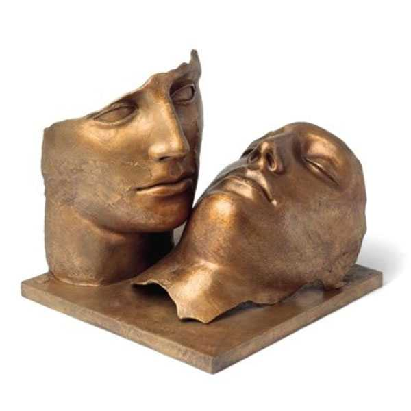 Famous Home Custom Made Size Igor Mitoraj Eros Bendato Replica Design Cost in Casting Bronze Material for Sale BOKK-565