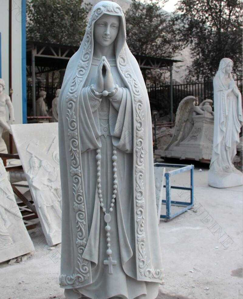 italian statues fatima for sale