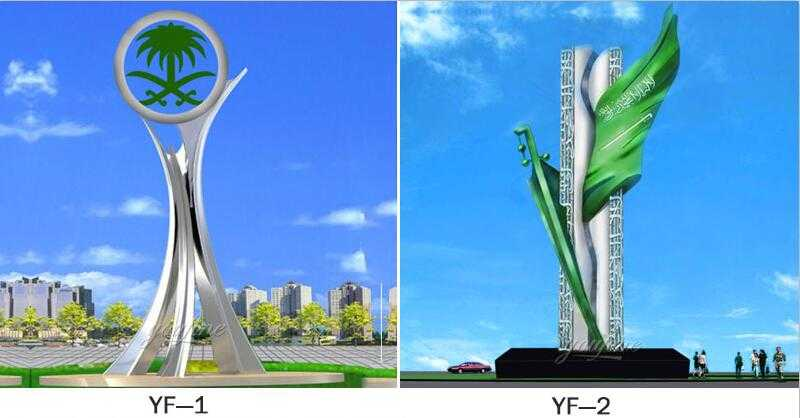 large stainless steel sculpture for sale UAE