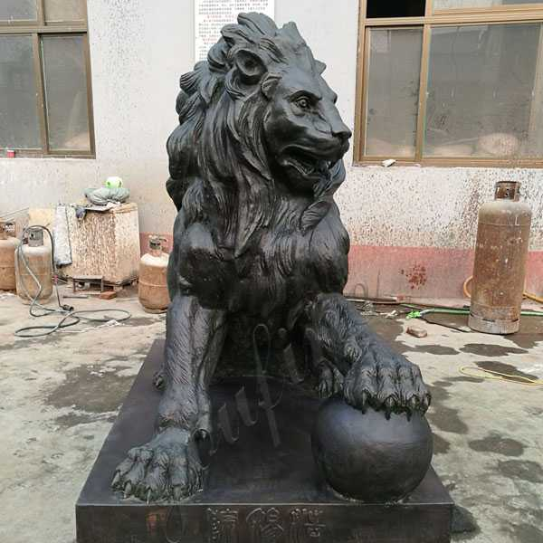 lion-statues-for-front-porch