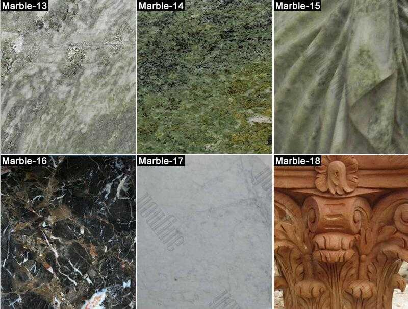 popular marble color designs