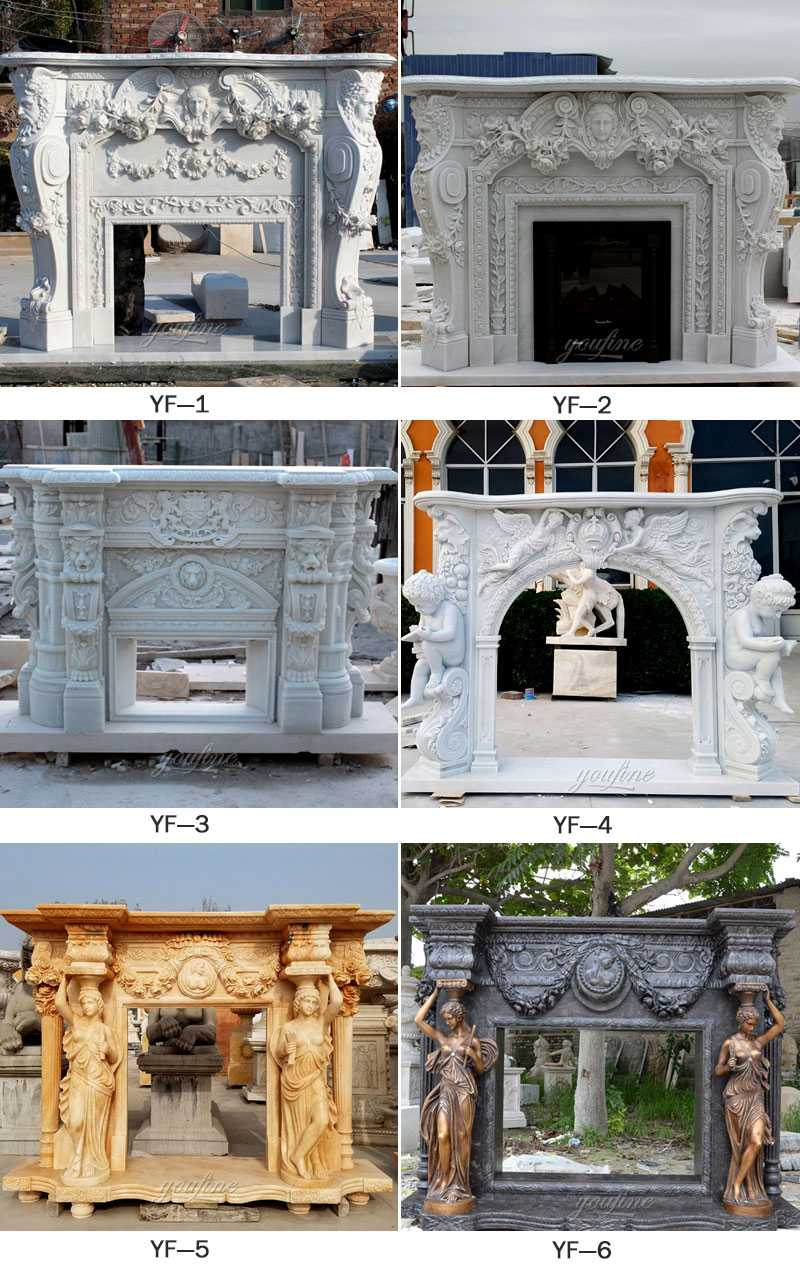 replica victorian fireplace for sale