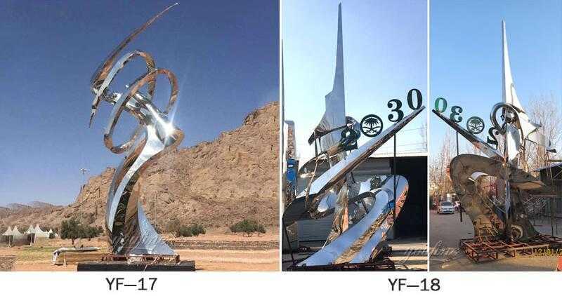 steel sculpture for sale UAE