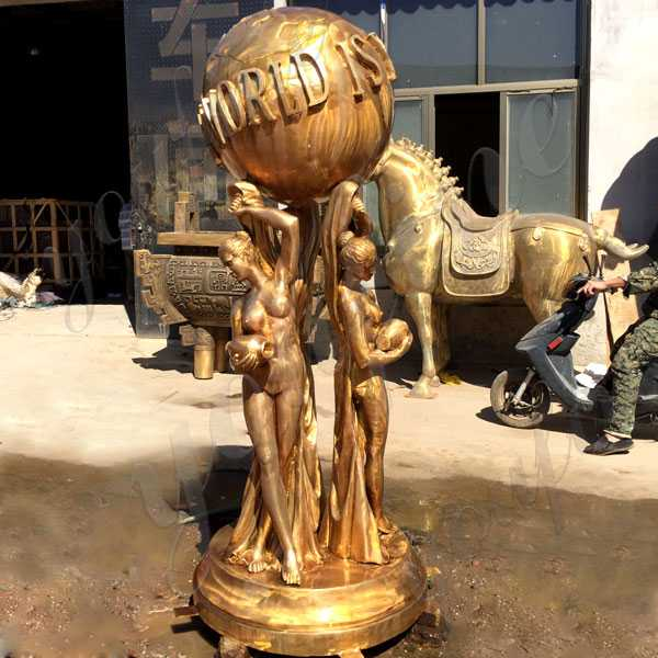 the famous statue of the world is yours design for sale